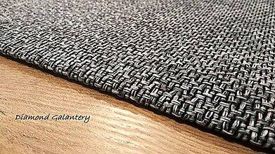 Textil - Poťahové látky (Šedá) - 11431237_