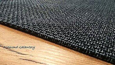 Textil - Poťahové látky (Šedo čierna) - 11431239_