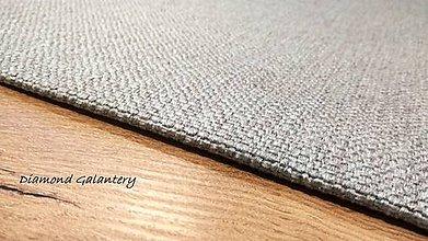 Textil - Poťahové látky (Šedá) - 11431241_