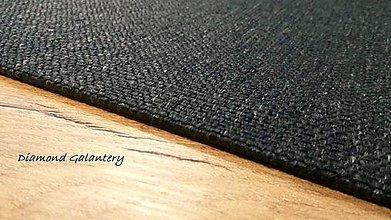 Textil - Poťahové látky (Čierna) - 11431243_