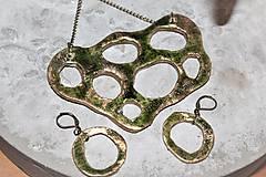 """Sady šperkov - keramická sada šperkov """"ementál"""" - 11430999_"""
