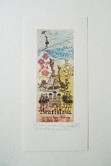 Grafika - Milovaná Krásavica na Dunaji (bez obálky) - 11431617_