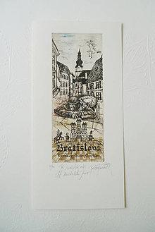 Grafika - Pri Michalskej veži (s obálkou) - 11431822_