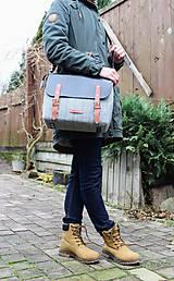 Veľké tašky - Veľká taška Shoulder&crossbody messenger - 11430819_