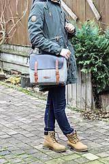 Veľké tašky - Veľká taška Shoulder&crossbody messenger - 11430831_
