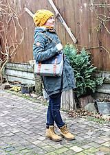 Veľké tašky - Veľká taška Shoulder&crossbody messenger - 11430833_