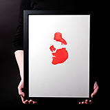 Obrazy - všetko bude v poriadku maľba akrylom // A2 - 11432469_