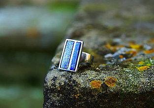 "Prstene - Nerezový prsten ..."" Gemini "" - 11433406_"