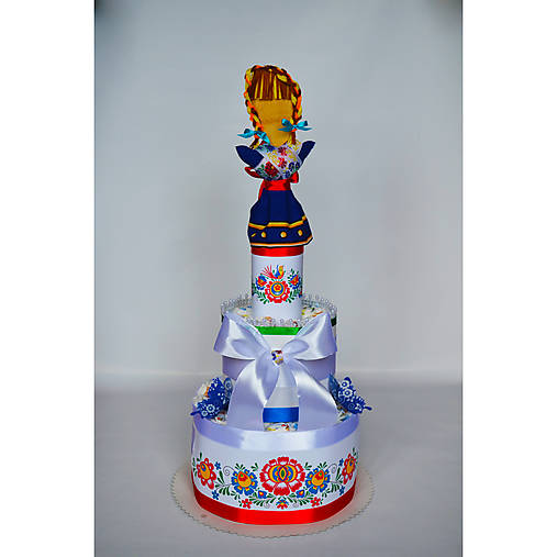Plienková torta FOLK