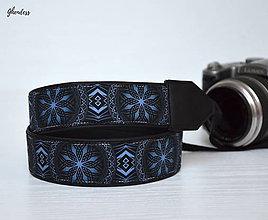 Iné doplnky - Popruh na fotoaparát - Dragon symbols - 11434969_