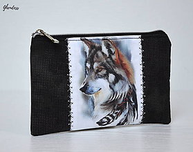 Taštičky - Kapsička/pouzdro - Wolf - 11435481_
