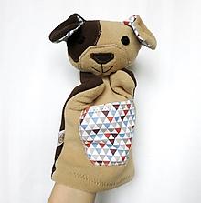 Hračky - Maňuška pes - Havino z Čokoládkova - 11435847_