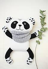 Hračky - Panda Amanda - 11436226_