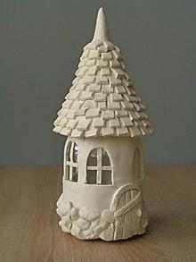 Socha - Biely dom - 11436367_