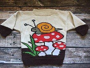 Detské oblečenie - Pulover - 11438480_