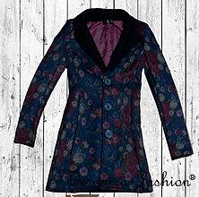 Kabáty - Dámsky kabát - 11439312_