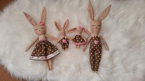 Rodinka zajačikov