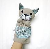 Maňuška mačka - Kocúrik z leteckej základne.