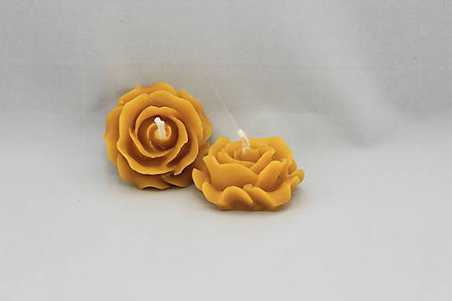 Ruža zo včelieho vosku