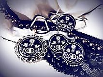 Sady šperkov - Sada Florián A (Náušnice 18mm s francúzskym zapínaním) - 11440310_