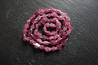 Minerály - Rubelit 6x9 - 11441063_