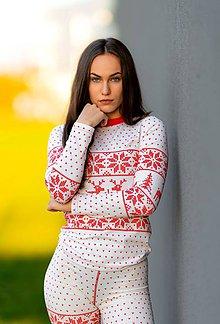 Tričká - Termo tričko Winter - 11442556_