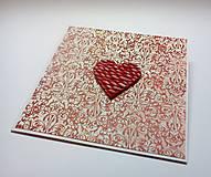 Papiernictvo - Pohľadnica ... valentínka 3 - 11444911_