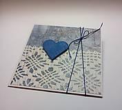 Papiernictvo - Pohľadnica ... valentínka 4 - 11444929_