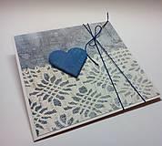 Papiernictvo - Pohľadnica ... valentínka 4 - 11444930_
