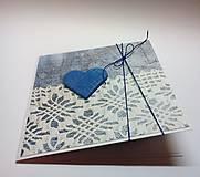 Papiernictvo - Pohľadnica ... valentínka 4 - 11444934_
