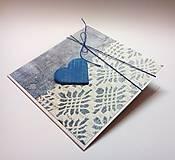 Papiernictvo - Pohľadnica ... valentínka 4 - 11444935_