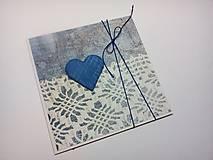Papiernictvo - Pohľadnica ... valentínka 4 - 11444939_