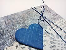 Papiernictvo - Pohľadnica ... valentínka 4 - 11444941_
