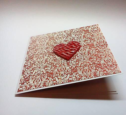 Pohľadnica ... valentínka 3