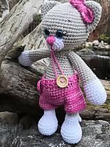 Hračky - Mačička - 11444263_