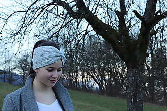 Ozdoby do vlasov - Čelenka s bublinkami - 11444504_