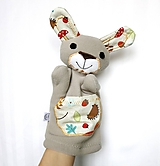 Maňuška zajac - Zajko zo Svetlého lesa