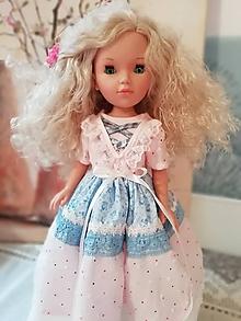 Hračky - Šaty pre bábiku Vidal Rojas v 41 cm - 11446700_