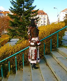 Svetre/Pulóvre - lel,maxi sveter  Iveta - 11445629_