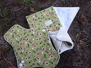 Taštičky - cestovná taška nepremokavá-zelená - 11445547_