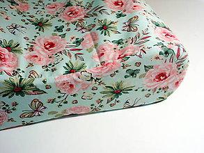 Úžitkový textil - poťah na anatomický vankúš - 11446898_
