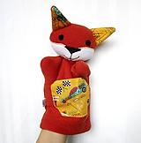 Maňuška líška - Lišiačik pretekár
