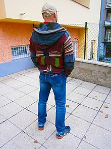 Oblečenie - leloš pánsky - sveter 17. - 11451388_