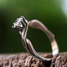 Prstene - Snubáčik - elegán - 11455977_