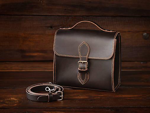 Kožená kabelka Minimo