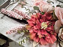 Papiernictvo - Ružová záhrada pohľadnica - 11454737_
