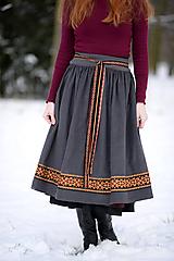 Sukne - sukňa  Tereza - AKCIA! - 11455108_