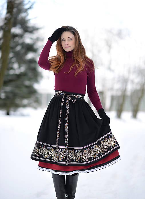 Sukne - sukňa  Darja - 11455238_