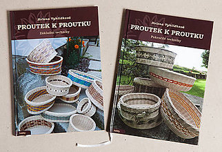 Návody a literatúra - Kniha - Proutek k proutku - 11454461_