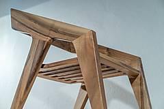 Nábytok - Dizajnová stolička - 11456007_
